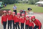 Slavnosti v době červencových státních svátků pořádají hasiči z Červeného Hrádku každý rok.