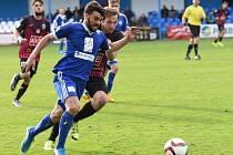 Z utkání FK Kolín - Čáslav (4:0).