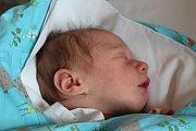 Z prvorozeného synka se radují Martina a Lukáš z Prahy. Václav Erben se narodil 20. července 2017. Po porodu vážil 2900 gramů a měřil 48 centimetrů.