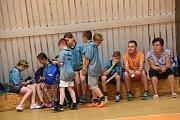 Sportovní den v Kolíně.
