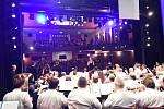Svatomartinský koncert orchestru Harmonie 1872 v Kolíně.
