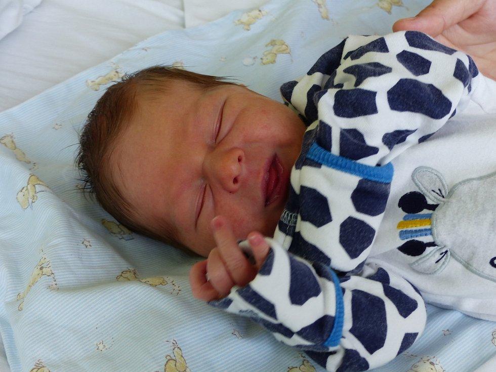 Bedřich Růžička se narodil 14. října 2019 v kolínské porodnici, vážil 3025 g a měřil 48 cm. Domů do Cerhenic odjel s maminkou Klárou a tatínkem Petrem.