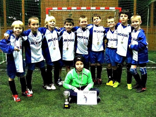 Přípravka FK Kolín.