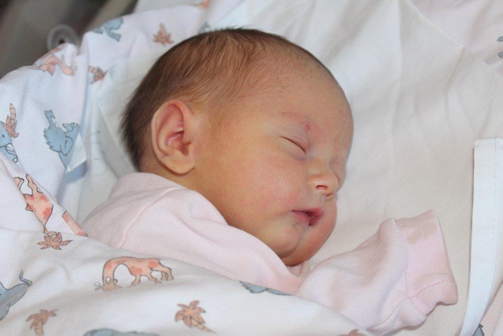 Ema Kubátová se narodil 4. prosince 2017, vážila 3020 gramů. Maminka Eva a tatínek Daniel si svou prvorozenou dcerku odvezli domů do Kostelce nad Černými lesy.