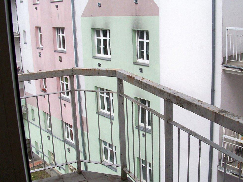 Městský byt. Ilustrační foto.