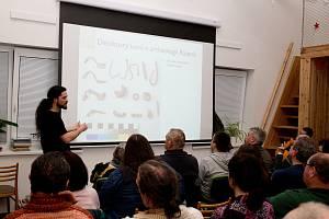Z přednášky Pičhora vdobě římské a její zázemí aneb Archeologie vRatenicích.