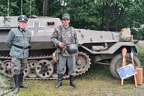 Tankový den ve Smržovce.