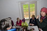 V kouřimském skanzenu chodili návštěvníci s Jidášem