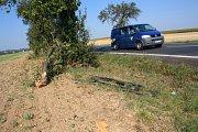 Den po nehodě autobusu o Doubravčan.