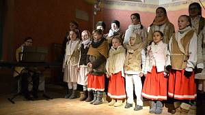 Vánoční koncert sboru Kuňky