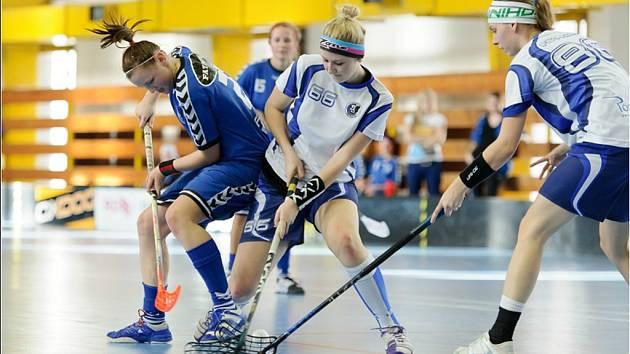 Kolínské juniorky vypadly na posledním turnaji po boji ve čtvrtfinále.