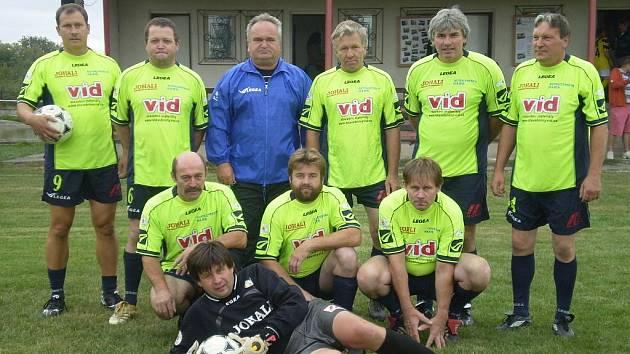 Z 10. ročníku fotbalového Memoriálu v Radovesnicích II.