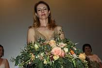 Ze Šou s květinou, která se konala v sále kolínského Kina 99.