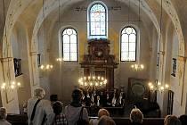 Expozice v synagoze připomíná Léta žalu a strastí