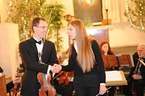Kolínská filharmonie zakončila rok vánočním koncertem