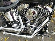 Motorka. Ilustrační foto.