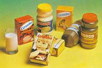 Retro obaly od sladkostí