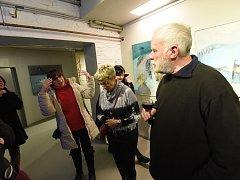 Výstava se otevřela 20. března.