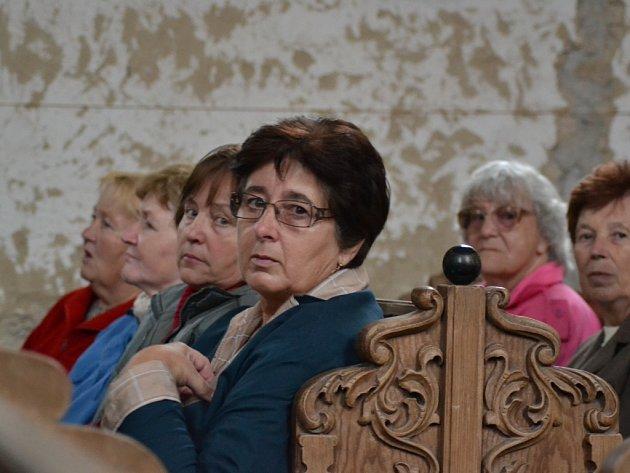 Výstava a varhanní koncert  - to jsou součásti slavnostního otevírání Husova sboru