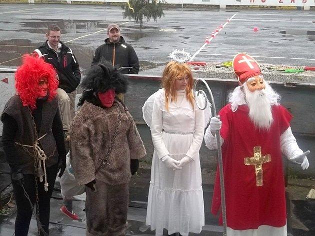 Mikulášská v Žabonosech
