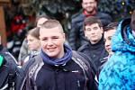 Již 15. vyjížďka kolínských motorkářů na Štědrý den