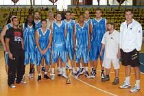 Kolínští basketbalisté skončili na turnaji v Ústí nad Labem na druhém místě.