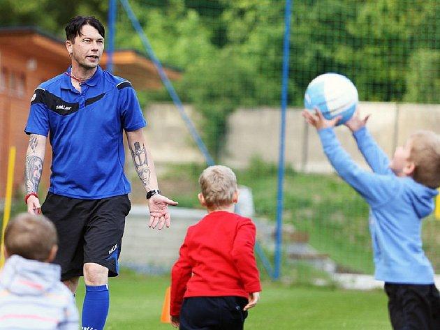 Fotbalová školička pořádala nábor