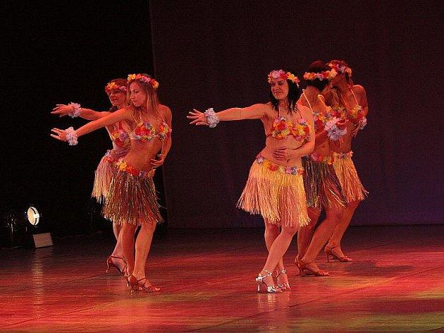 Vystoupení tanečního studia Duende