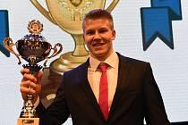 Nejlepším sportovcem Kolína za rok 2018 se stal Daniel Radovesnický.