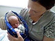 Kryštof Jidovu se narodil 11. června 2012 s výškou 54 centimetry a váhou 3800 gramů. Doma v Pečkách ho přivítali maminka Martina, tatínek Lukáš a devítiletý bratr Matěj.