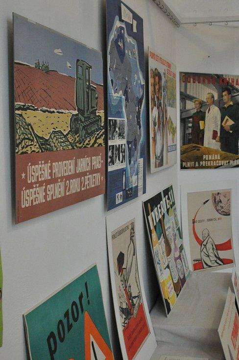 Podlipanské muzeum zve ke zhlédnutí výstav.