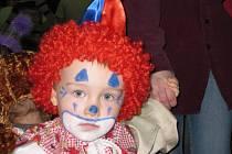 Karneval v kolínské sokolovně. 17.3. 2009