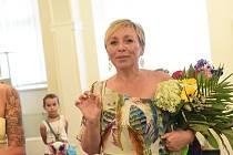 Kolínští umělci i návštěvníci zaplnili čáslavskou výstavní síň