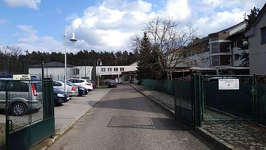 Dětský domov se školou v Býchorech.