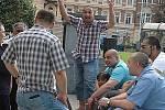 Čtveřici Romů obžalovaných z dealerství drog pustil krajský soud na svobodu
