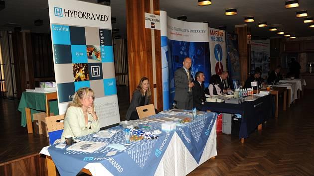 Z mezinárodní konference o sterilizaci