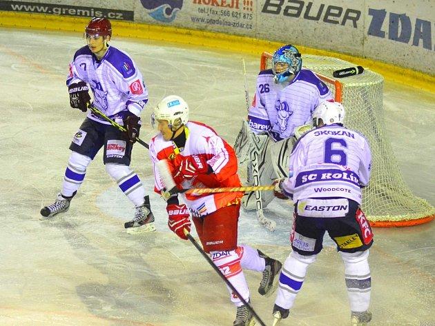 Hokejisté Kolína vstoupí v sobotu do nové sezony. Na domácím ledě přivítají Jindřichův Hradec.