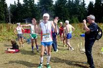 Kolínský běžec Jaromír Vyskočil