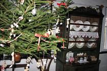 Atmosféra blížících se Vánoc v kouřimském skanzenu