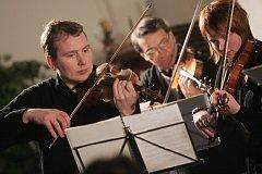 Tříkrálový koncert v Kolíně