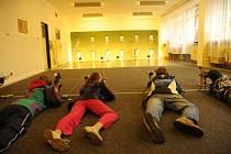Děti soutěžily ve střelbě
