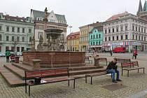 Kašna na Karlově náměstí v Kolíně se dočká celkové rekonstrukce a restaurování