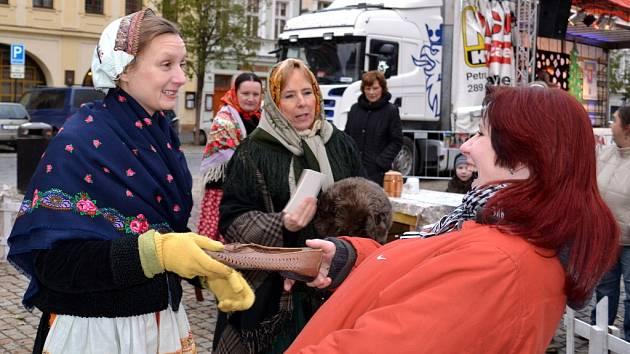 Kolínští přivítali advent už v pátek