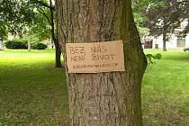 Stromy z Kolína a okolí se přidaly k celorepublikové stávce.
