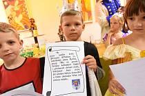 Kmochův Kolín začal tradičně pasováním předškoláků.