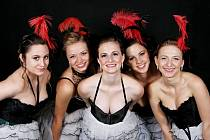 Tanec je pro Honey Bunnies odreagováním a zábavou