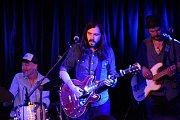 Kytarista a zpěvák Marcus Bonfanti představil kapelu Jawbone a jejich úplně novou desku.