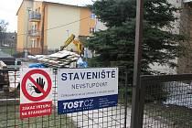 Výstavba denního stacionáře v Cerhenicích