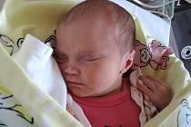 Klára Kameníková spatřila světlo světa 28. listopadu 2016. Po porodu se chlubila mírami 50 centimetrů a 2860 gramů. Maminka Michaela a tatínek Michal se ze svého prvního potomka radují vKutné Hoře.