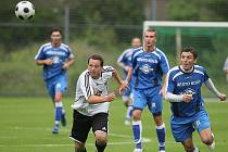 Z utkání FK Kolín - Hradec Králové B (0:1).